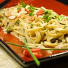 Linguine in Spicy Tahini Sauce