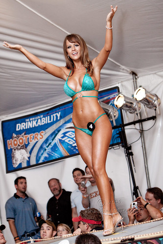 Hooters bikini contest kennesaw