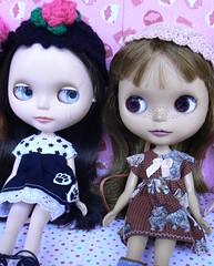 """Lisbela e Gabriela...as meninas """"ela"""" da família Fulô"""