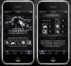 X-Men Origins: Wolverine iPhone APP