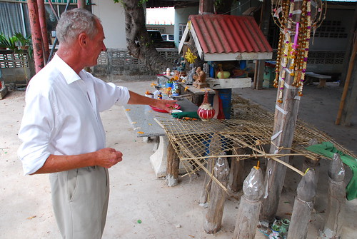 Visit To An Isaan Village