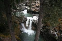 Johnston Canyon (wagnerthomas1) Tags: canada 2009 banffnationalpark johnstoncanyon