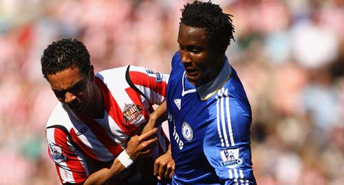 Sunderland 2 - Chelsea 3