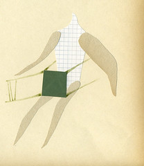 .silla. (catnez) Tags: collage paper drawing objects papers papel dibujo positions papeles objectos colouredpencils catriel posturas lpicesdecolores catnez catrielmartinez