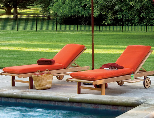 Oxford Garden Oxford Chaise Lounge