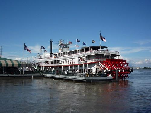 Day 1 Steamboat Natchez 037
