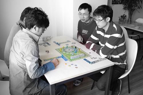 络客桌面游戏俱乐部