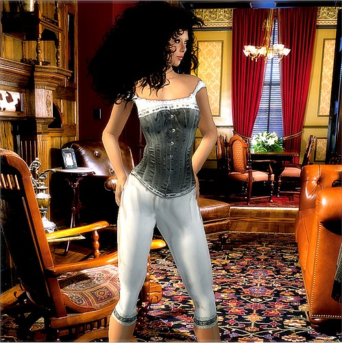 Historical Underwear by Naergilien Wunderlich