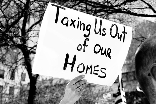 Taxing Us Out of Our Homes