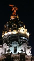 Madrid (calafellvalo) Tags: madrid city sky españa de spain europe flickr photos capital ave neptuno castellana cibeles castilla madrileños calafellvalo madridespañaspaincapitalciudad