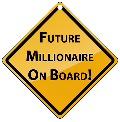 From flickr.com: Future Millionaire on Board (Update) {MID-72254}