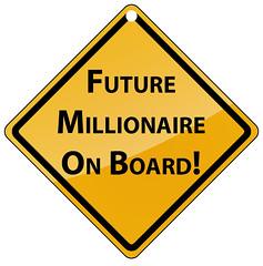 Future Millionaire on Board (Update)