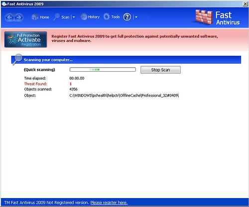 Adware/FastAntivirus