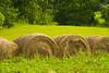 Hay Bales in Sunset Field Island Lake, Illinois (www.cemillerphotography.com) Tags: food plants farming meadow crops growing farmer fallow fecund