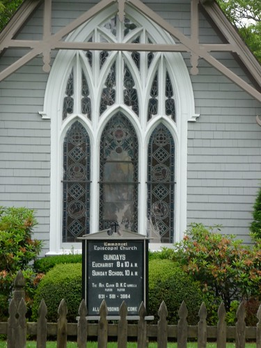Memorial Window Detail
