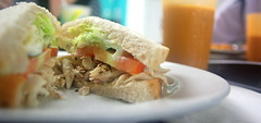 Day 142 - Roast Chicken Sandwich