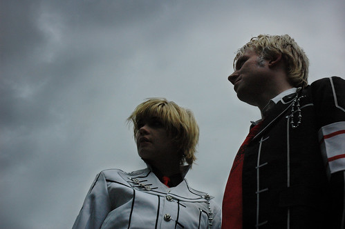 Vampire Knight Cosplay - Clouds
