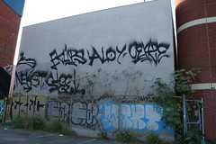building (action word) Tags: graffiti la losangeles downtown district steel tags area msk 213 323 nekst zes eklips aloy ceaze haeler