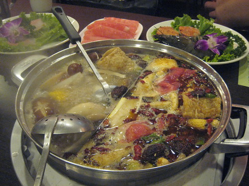 Boiling Pot of Food!