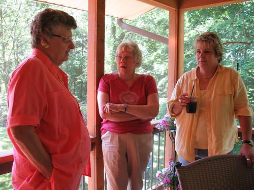 Grandma Dee, Marleen and Deb