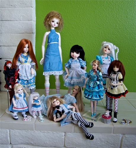 Alice Group Shot