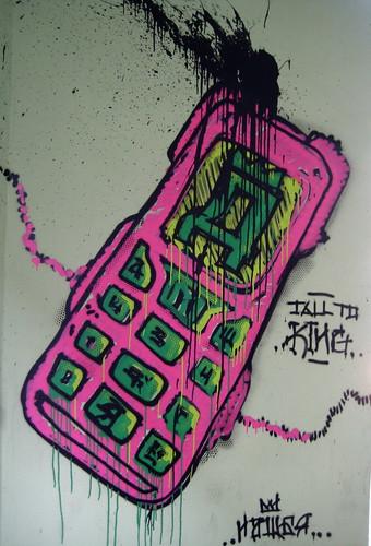 Esto no es un móvil. Imagen de borkur.net