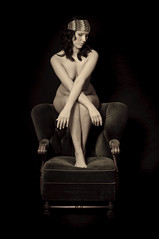 chair (Michael Wessel) Tags: mimi pinup theturntable dessousmimi