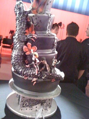 Challenge Extreme Wedding Cake