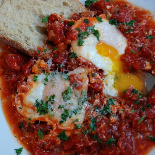 Eggs in purgatory II