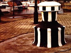 Quayside Kiwi  1983 (The Haymaker) Tags: marina boats bay sailing mooring boatyard quayside moorings marinas boatyards panoramafotográfico blinkagain