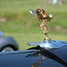 Hood Ornament Detail