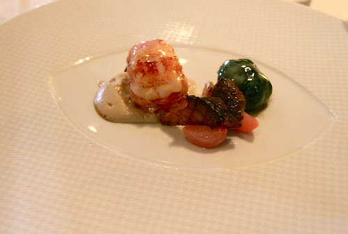 French Laundry - Butter Poached Maine Lobster tail