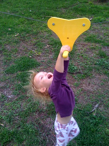 "Littlest zipliner! • <a style=""font-size:0.8em;"" href=""http://www.flickr.com/photos/28749633@N00/4629892629/"" target=""_blank"">View on Flickr</a>"