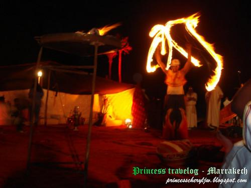 Fire dance 8