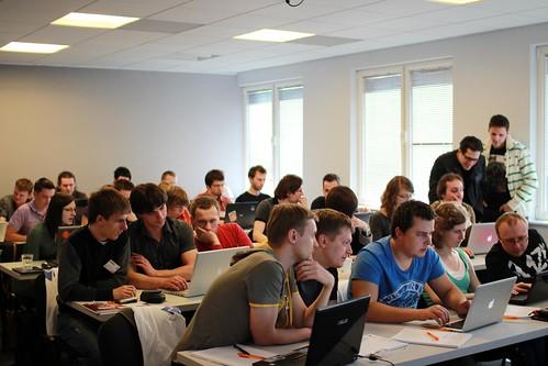 HTML5/CSS3 workshop