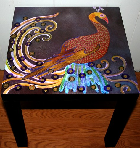Peacock  by Rick Cheadle Art and Designs
