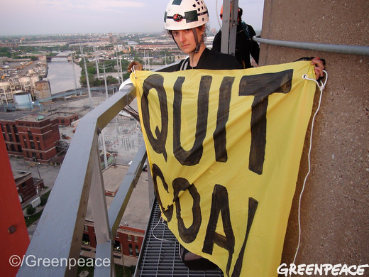 Quit Coal Chicago