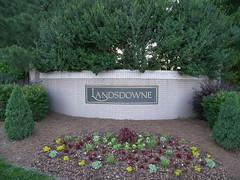 Cary NC: Landsdowne