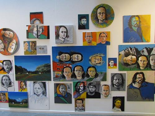 Eirik Doug Lorentzen - 1996-2011, Fifteen years, fifty faces