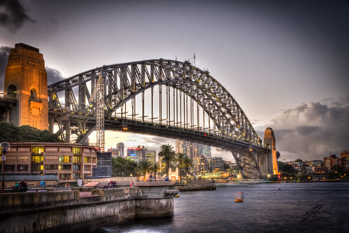 Sydney Harbour Bridge by Glen Adamson