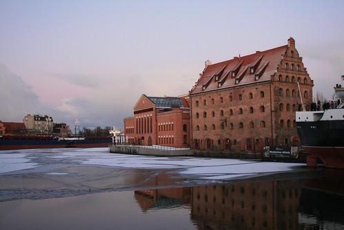Danzig, Hotel Krolewski und Baltische Philharmonie