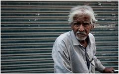 Man on bike (Mr Shin) Tags: northindia canon1740l canon40d