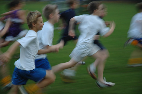 Sebe - school running race