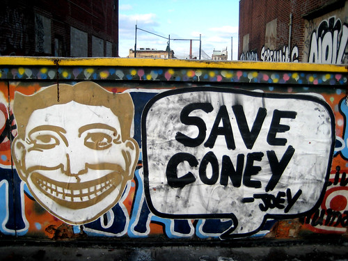 SAVE CONEY