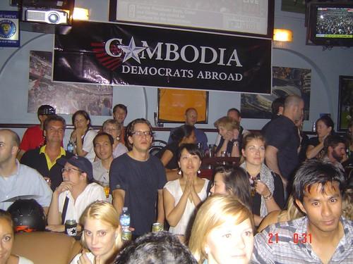 Obama Inauguration Cambodia 01