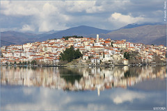 KASTORIA reflections (D. Smixiotis) Tags: travel beautiful wonderful greek view unique gorgeous magic great hellas best greece macedonia excellent lovely marvelous magnificent thebest splendid terrific kastoria makedonia  inspiredbylove thebestof macadonia canon40d    flickrlovers    canon1785456is smixiotisdimitris smixiotis