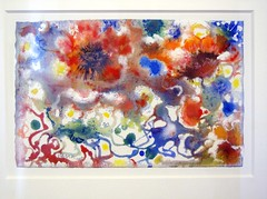 Art: watercolour and ink: ...Summer-Connection (Nadia Minic) Tags: flowers summer abstract flower art ink fleurs watercolor painting photo interestingness nadia europe artist gallery foto mixedmedia contemporaryart sommer aquarelle blumen galerie exhibition exposition painter watercolour luxembourg t artcontemporain oeuvre couleur abstrakt encre interessantes atelier posie abstrait acuarelas aquarell maler harmonie abstractpainting contemporain minic acquarello tusche symbolisme wasserfarben pittrice artistepeintre aquarelliste watercolourpainter aquarellistin aquarellmalerin abstractwatercolour luxembourgart artistepeintreluxembourg
