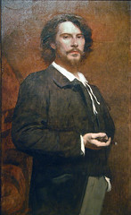 Portrait of Paul Mounet, circa 1875 (Maulleigh) Tags: portrait art museum de paul louis san francisco maurice honor legion boutet monvel mounet