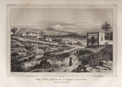 03- Vista de una parte del valle de la orotava tomada en los alrededores del puerto