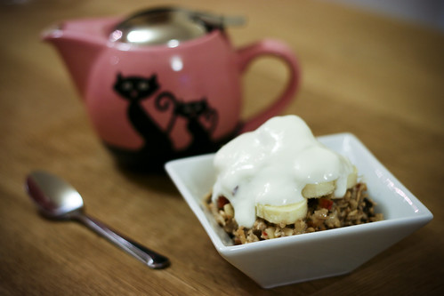 Snowy Mountain Muesli